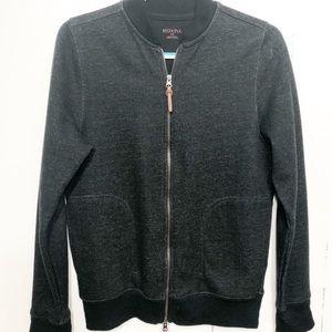 Merona Gray Full Zip Jacket